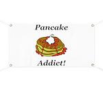 Pancake Addict Banner