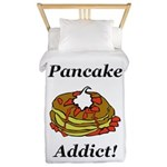 Pancake Addict Twin Duvet
