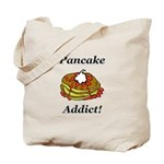 Pancake Addict Tote Bag