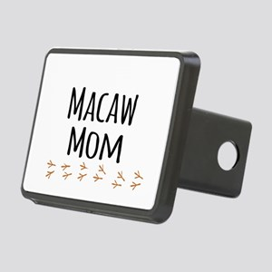 Macaw Mom Hitch Cover