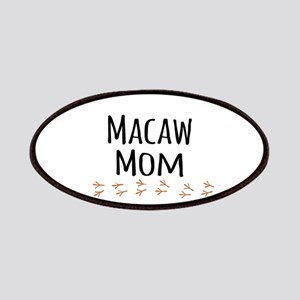 Macaw Mom Patches