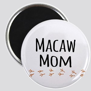 Macaw Mom Magnets