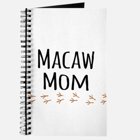 Macaw Mom Journal
