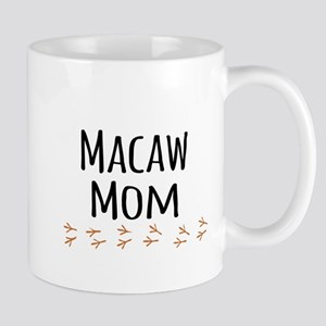 Macaw Mom Mugs