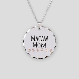 Macaw Mom Necklace