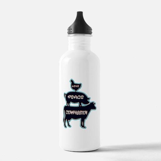 Cool Animal welfare Water Bottle