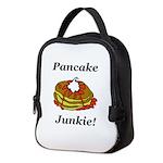 Pancake Junkie Neoprene Lunch Bag