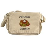 Pancake Junkie Messenger Bag