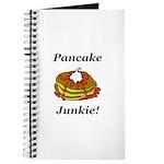 Pancake Junkie Journal