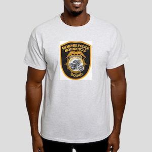 Memphis Motor Police Light T-Shirt