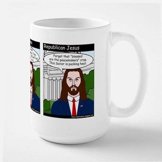 Republican Jesus Mugs