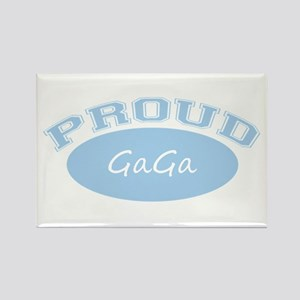 Proud GaGa Rectangle Magnet