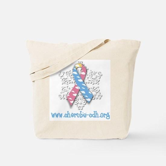 CDH Snowflake Tote Bag