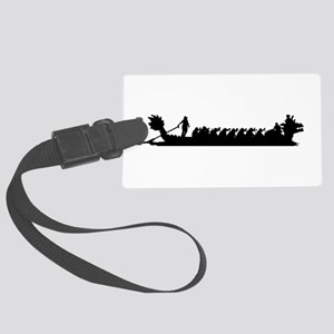 DB_Outline Luggage Tag
