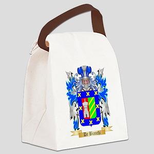De Bianchi Canvas Lunch Bag