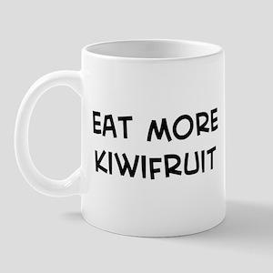 Eat more Kiwifruit Mug