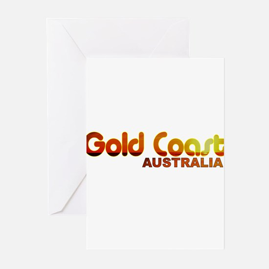 Gold Coast, Australia Greeting Cards (Pk of 10