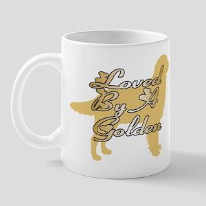 Loved By A Golden Mug