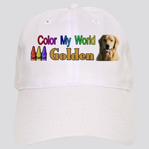 Color My World Golden Cap