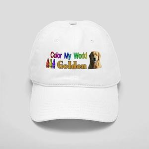 Color My World Golden Cap
