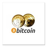 btc1f Square Car Magnet 3