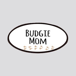 Budgie Mom Patches