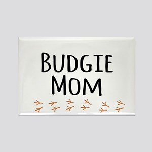 Budgie Mom Magnets