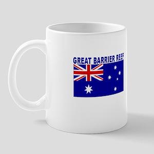Great Barrier Reef, Australia Mug