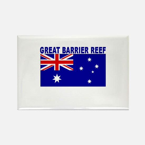 Great Barrier Reef, Australia Rectangle Magnet