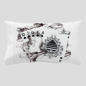 SmokinRoyalFlush Pillow Case