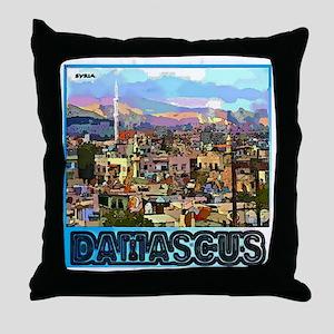 Damascus Throw Pillow