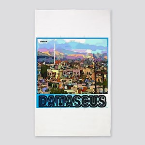 Damascus 3'x5' Area Rug