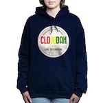 CLOJudah Logo 10x10 Hooded Sweatshirt