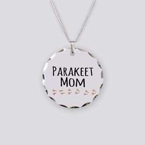 Parakeet Mom Necklace