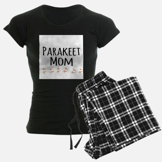 Parakeet Mom Pajamas