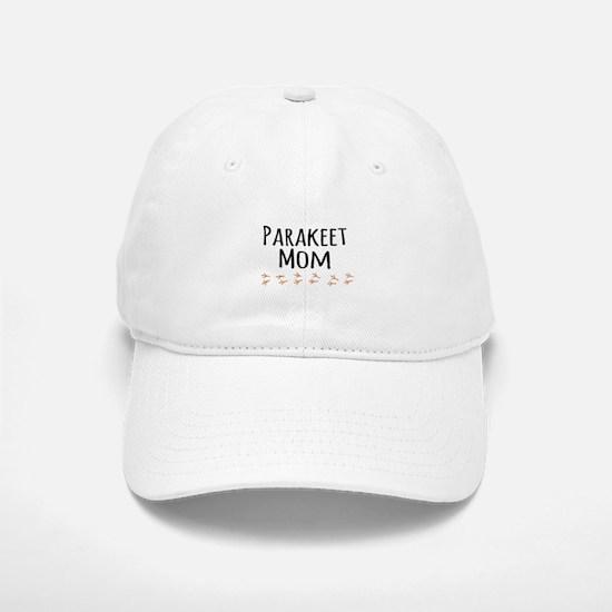Parakeet Mom Baseball Baseball Baseball Cap