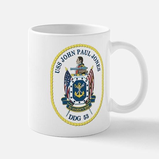 USS John Paul Jones (DDG-53) Mug