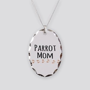 Parrot Mom Necklace