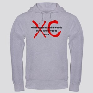 XC Cross Country Threat Hooded Sweatshirt