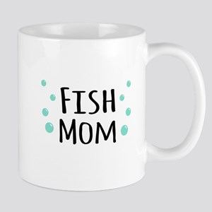 Fish Mom Mugs