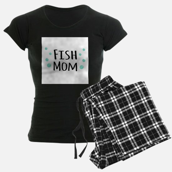 Fish Mom Pajamas