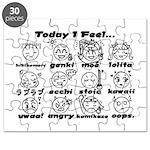 Japan/Anime Emotions Puzzle