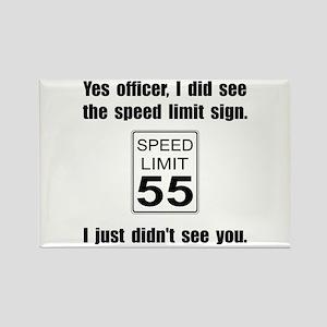 Speed Limit Black Magnets