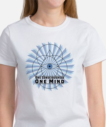 3rd Eye - One Consciousness On Min Women's T-Shirt