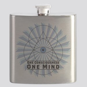 3rd Eye - One Consciousness One Mind Flask