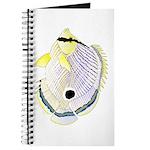 Foureye Butterflyfish Journal