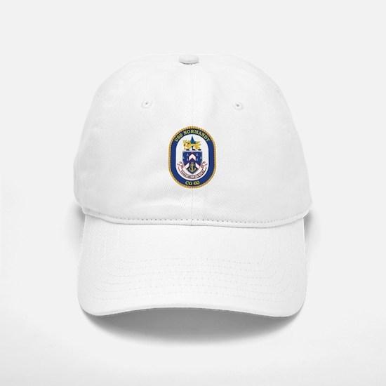 USS Normandy (CG-60) Baseball Baseball Cap