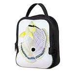 Foureye Butterflyfish c Neoprene Lunch Bag