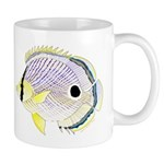 Foureye Butterflyfish c Mugs
