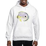 Foureye Butterflyfish c Hoodie
